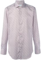 Etro gem print shirt - men - Cotton - 40