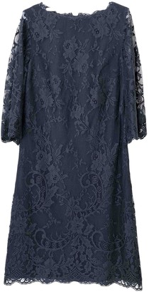 Ted Baker Blue Lace Dress for Women