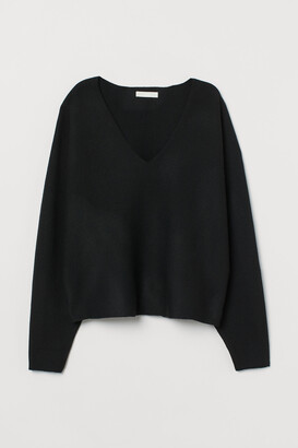 H&M Sweater with Dolman Sleeves