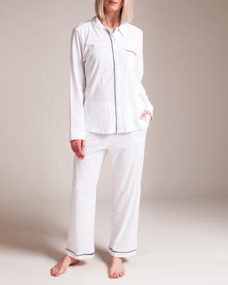Skin Pima Cotton Paulina Pajama