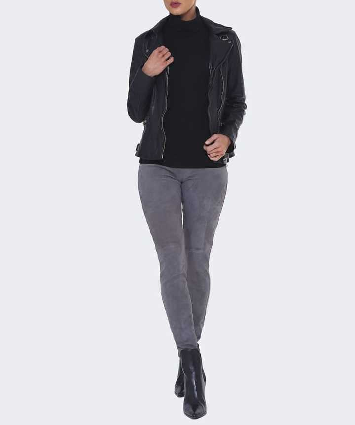 Oakwood Asteroid Suede Leggings