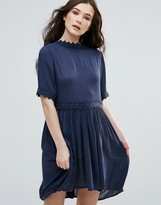 Vero Moda Short Sleeve Smock Dress