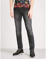 Philipp Plein Biker Regular-fit Straight Jeans