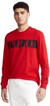 Polo Ralph Lauren Men's Classic-Fit Graphic T-Shirt