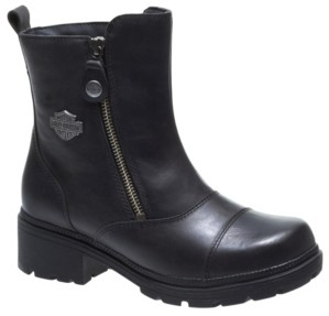 Harley-Davidson Women's Amherst Lug Sole Boot Women's Shoes