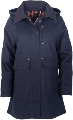 Pendleton St. Helena Water Resistant Hooded Canvas Topper Coat