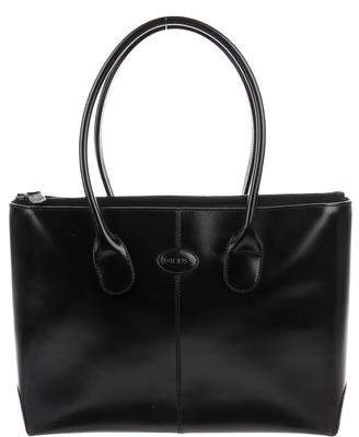 Tod's D-Styling Leather Satchel