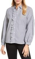 Gibson Women's Blouson Sleeve Shirt