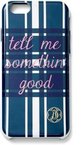 Draper James Tell Me Something Good iPhone Case