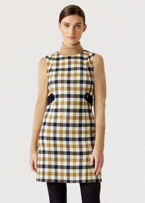 Hobbs Cinthia Wool Dress