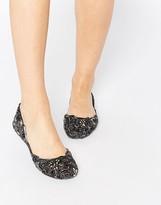 Melissa Campana Fitas Flat Shoes