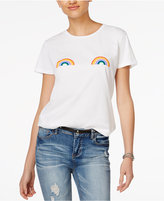 ban. do Cotton Rainbow Graphic T-Shirt