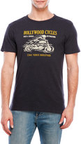 Lucky Brand Hollywood Cycles Graphic Tee
