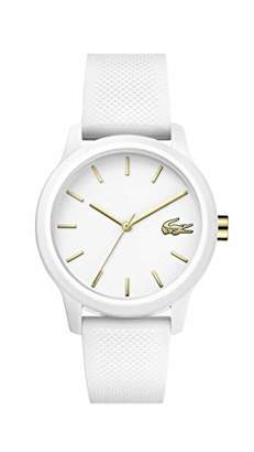 Lacoste TR90 Quartz Watch with Rubber Strap