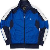 Ralph Lauren 8-20 Piqu Track Jacket