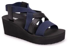 Muk Luks Women's Sabine Wedge Sandals Women's Shoes