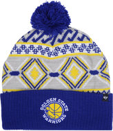 '47 Golden State Warriors Hardwood Classic Up North Knit Hat