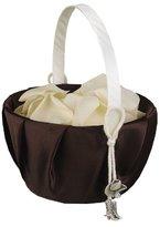 Hortense B. Hewitt Wedding Accessories Cowboy Charm, Flower Girl Basket