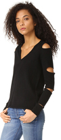 360 Sweater Tyrone Cutout Cashmere Sweater