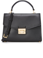 MICHAEL Michael Kors Medium Thela Satchel