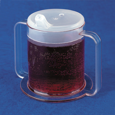 Bed Bath & Beyond Drive Medical Lifestyle Handle Cup - Clear