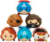 Disney Tsum Tsum Marvel Captain America 6-Pack