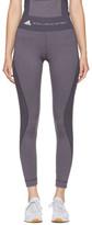 adidas by Stella McCartney Grey Yoga Ultra Comfort Leggings