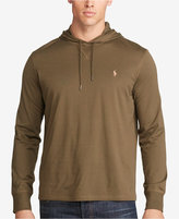 Polo Ralph Lauren Men's Big & Tall Featherweight Pima Hoodie