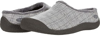 Keen Howser Wrap Slide (Grey Felt/Plaid) Women's Shoes