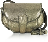 Jerome Dreyfuss Momo Laminated Leather Mini Shoulder Bag