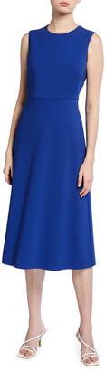 Max Mara Giara Sleeveless A-line Dress