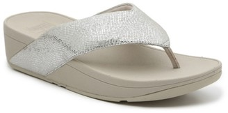 FitFlop Swoop Wedge Sandal