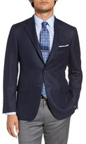 Hickey Freeman Men's Classic Fit Cashmere Blazer