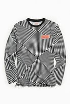 Airwalk X UO Designed By Jeff Staple Checkered Long Sleeve Tee