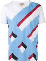 Burberry printed T-shirt - men - Cotton - XS