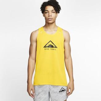 Nike Men's Trail Running Tank Rise 365