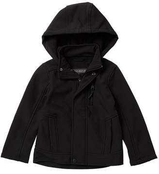 Urban Republic Soft Shell Jacket with Zip Off Hoodie (Toddler & Little Boys)