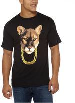Puma Gold Chain Cat T-Shirt