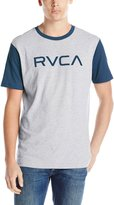 RVCA Men's Big Baseball Tee