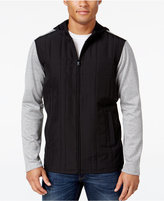 Alfani Men's Quilted Zip-Up Hoodie, Only at Macy's