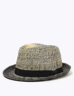 Marks and Spencer Handwoven Trilby