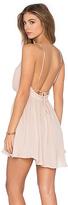 Indah Tahani Mini Dress