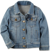 Carter's Denim Jacket, Toddler Girls (2T-4T)