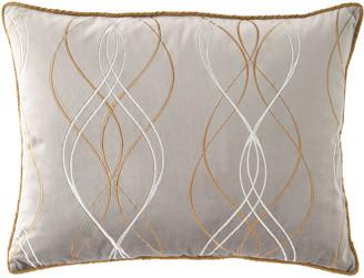 Dian Austin Couture Home Rialto Velvet Embroidered King Sham