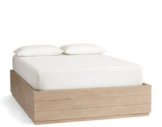 Pottery Barn Pacific Platform Bed
