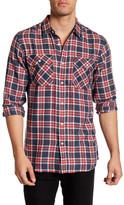 Rip Curl Freeport Plaid Long Sleeve Shirt