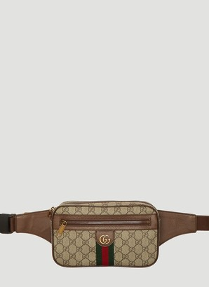 Gucci Soft GG Supreme Ophidia Belt Bag