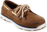 L.L. Bean Men's Portlander Free Flex Boat Shoes