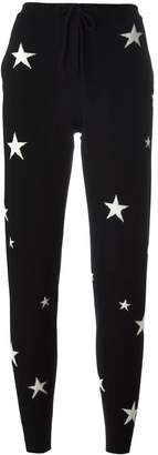 Parker Chinti & star track pants