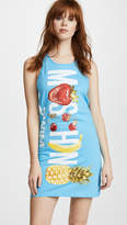 Moschino Swim Logo Tank Dress